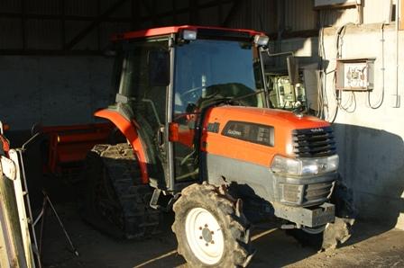 2010.1.1 元旦の農機具