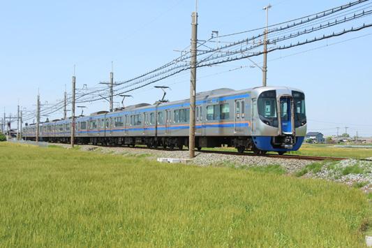 140503昼-西鉄3000系 (142)のコピー