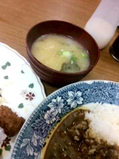 0307味噌汁