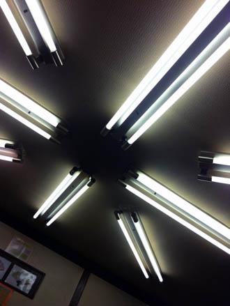 0710蛍光灯