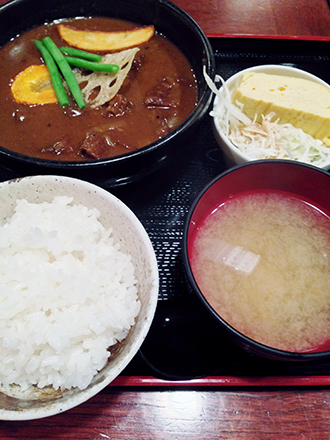 0730定食