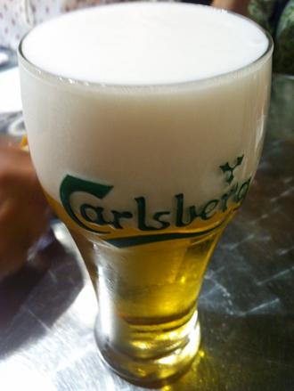 0815ビール