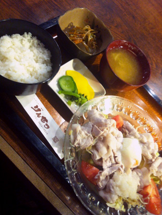 0820定食