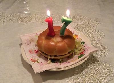 s-17歳誕生日