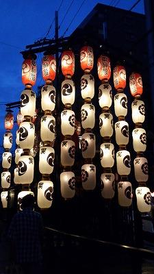 s-夕闇の祇園祭り