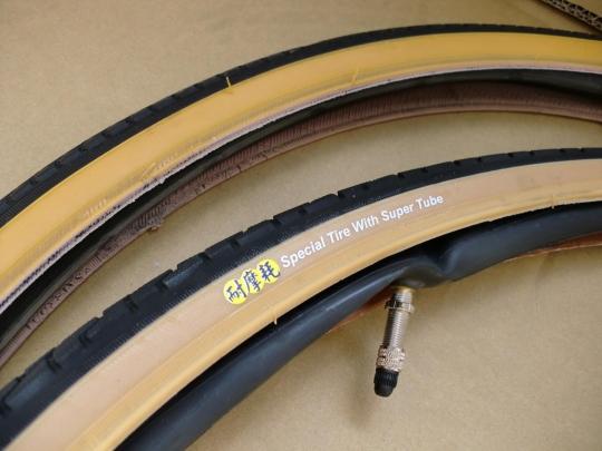 自転車の出張修理クローバー