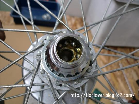 自転車の 自転車 ホイール 処分方法 : ホイールの回転がちょっと渋め ...