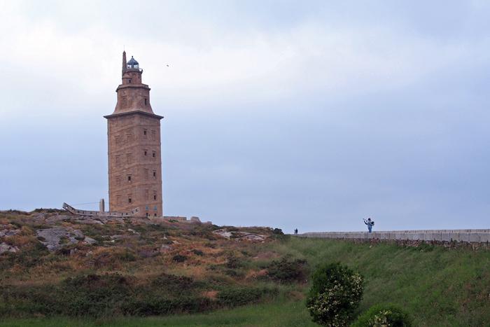 0701ア・コルーニャ ヘラクレスの塔