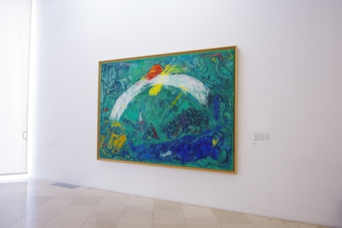 シャガール美術館
