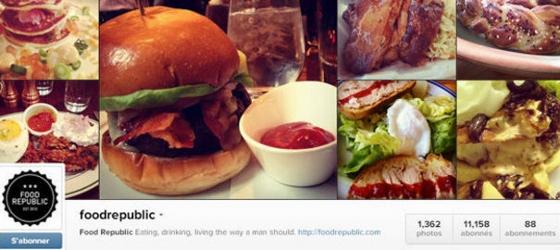 フランスの料理ブログ