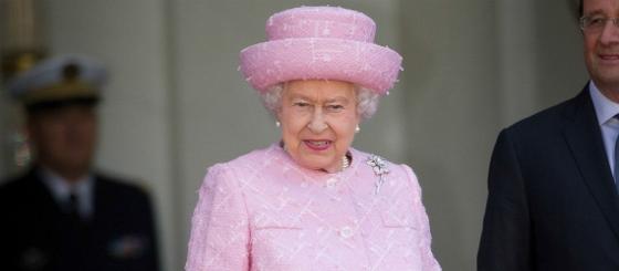 エリザベス2世 ノルマンディ上陸記念式典3