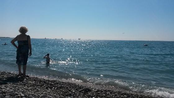 地中海の海岸4