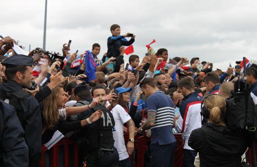 W杯フランスチーム