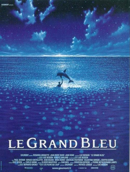 『グラン・ブルー』ベッソン