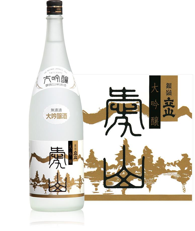 大吟醸 愛山無濾過product-002X2