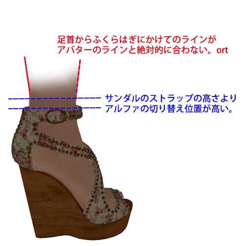 mesh Closet shoes