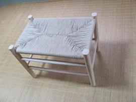 座面ひも編み椅子_5681