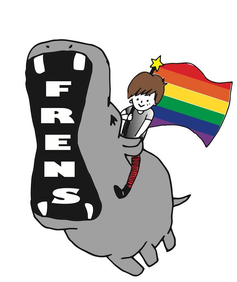FRENSロゴ