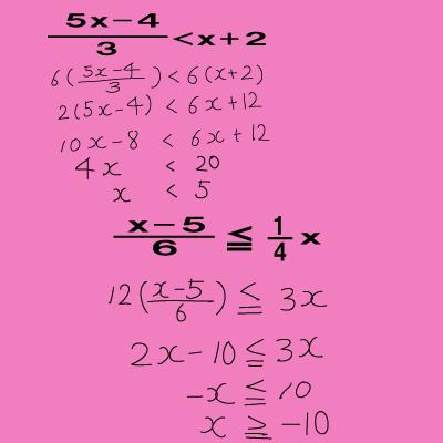 1次方程式の解き方04