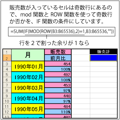 excel 配列関数21