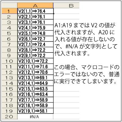EXCEL 配列変数06