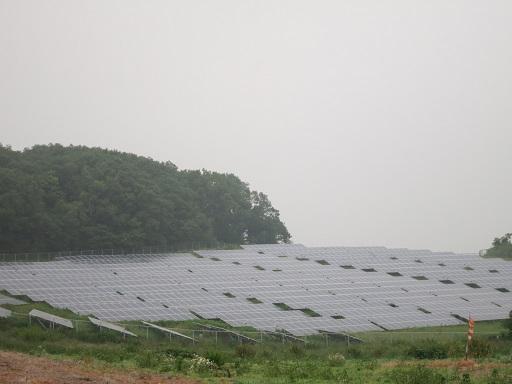 6-9ソーラー発電所