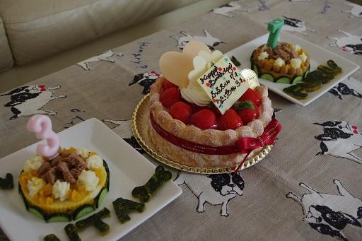 8-7パパママケーキ