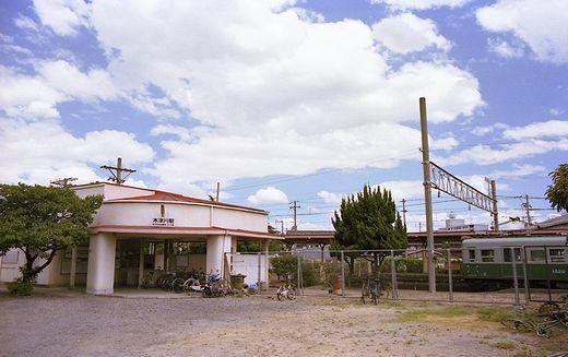 19940814南海汐見橋線・上町線717-1