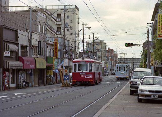 19940814南海汐見橋線・上町線727-1