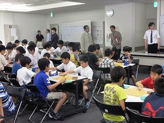 文部科学大臣杯第10回小中学校将棋団体戦260622 006