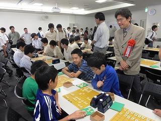文部科学大臣杯第10回小中学校将棋団体戦260622 012