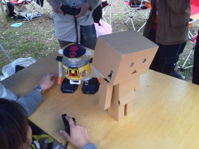2014ロボットバーベキュー