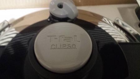 T-fal 圧力鍋 蓋のボタン