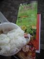 タイ米ガパオ