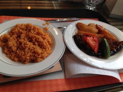 イスタンブール レストラン 7