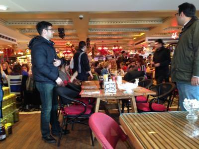 イスタンブール レストラン 8