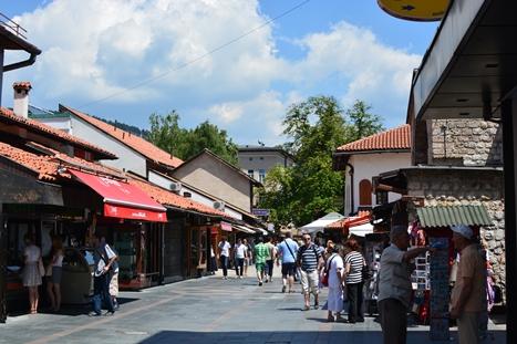 イスラム風旧市街