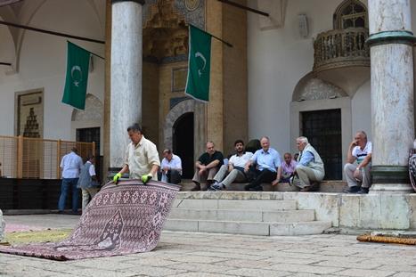 サラエボのモスク
