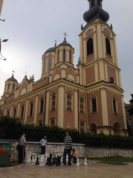 サラエボの正教会