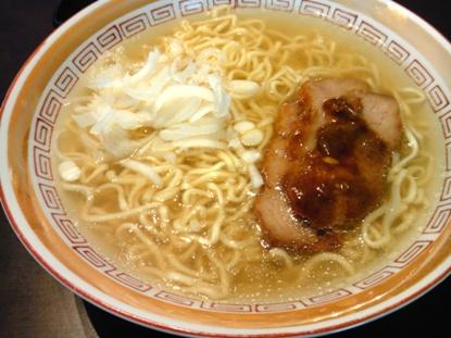 マルちゃん正麺 塩