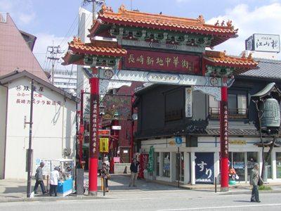 長崎中華街 (4)