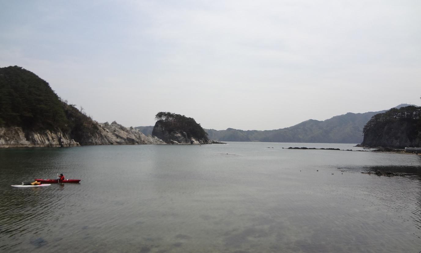 浄土ヶ浜全体