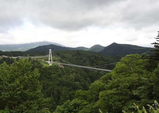 大吊り橋全景