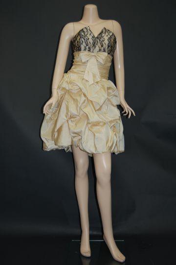 くしゅくしゅバルーン ショートドレス
