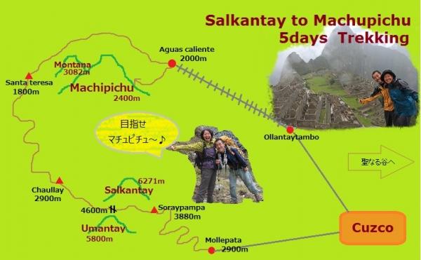 サルカンタイ地図