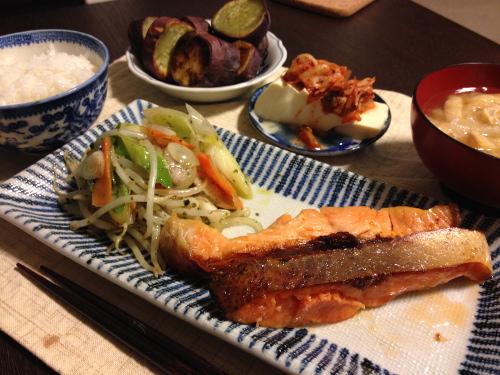 Mar04_焼き鮭