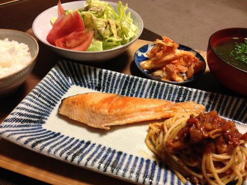 Apr18_焼き鮭