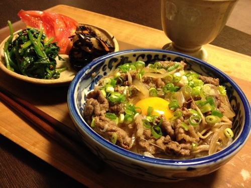 Apr22_牛丼