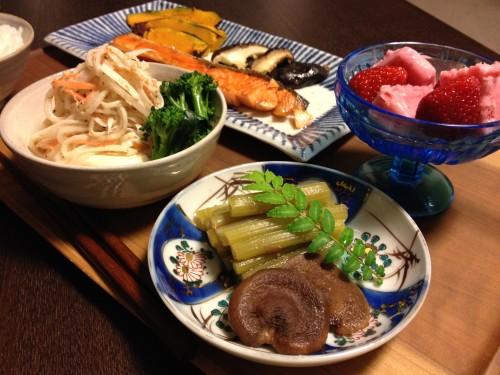 May09_ふき煮