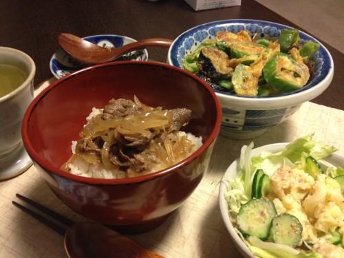 Jun25_牛丼